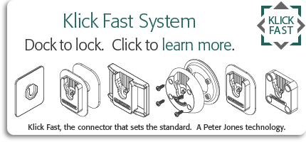 Learn about our Klick-Fast System