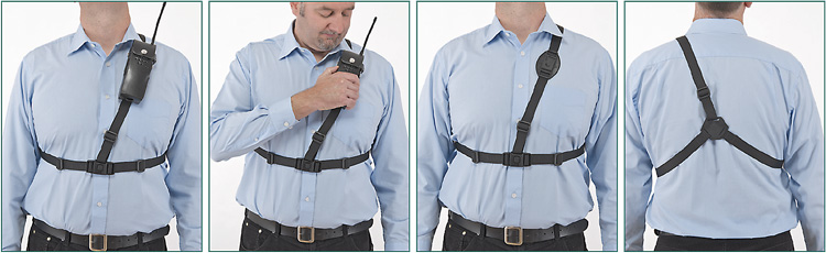 Leather Harnesses For Mobile Munication Devices. Wiring. Leather Harness Radio Holster At Scoala.co